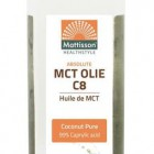 MCT olie C8 500 ml Mattisson